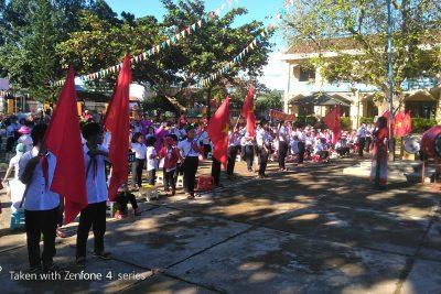 Trường TH Nguyễn Văn Bé nhiệt liệt chào mừng năn học 2018 – 2019